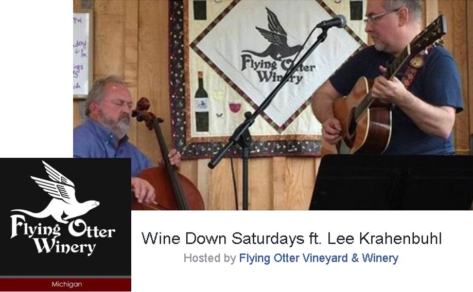 Flying Otter Wine Down Saturdays