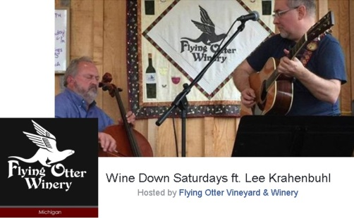 Flying Otter Wine Down Saturdays