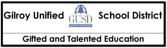 GUSD GATE logo