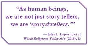 StoryDwellers quote Esposito