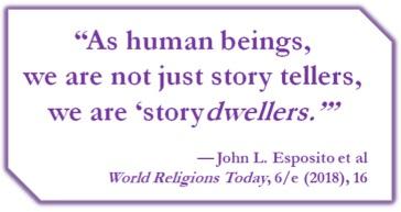 StoryDwellers quote Esposito