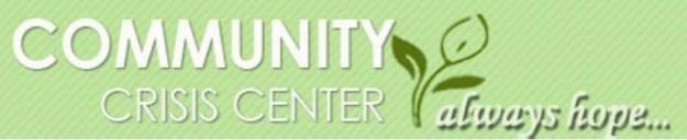 Community Crisis Center (Elgin) Logo