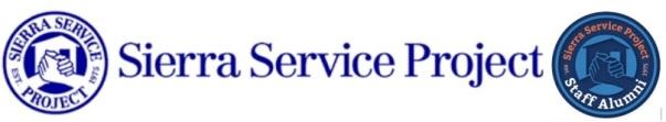 SSP '80s logo + staff alumni logo